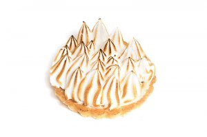 Пирожное корзиночка «Маракуйя»