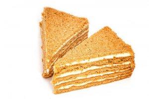 Пирожное «Медовое»
