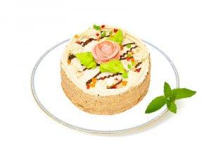 Торт «Бисквитно-кремовый»