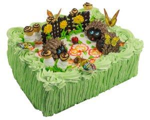 Торт Творожно-абрикосовый (заказной 812)
